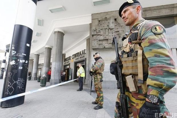 В Брюсселе из-за двух чемоданов эвакуировали центральный вокзал