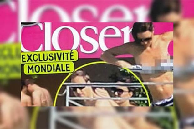 Журналистов оштрафовали на почти 200 тыс. евро за голую грудь Кейт Миддлтон (фото 18+)