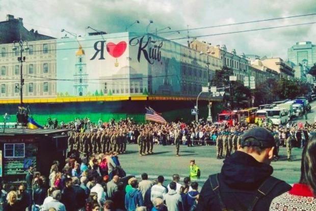 Страшный сон Путина: в сети показали военных НАТО в Киеве