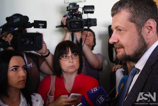 Луценко допускает повторное представление наМосийчука