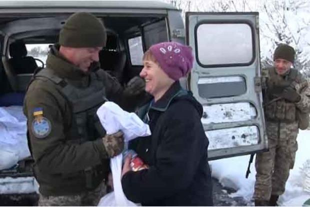 ВВерхнеторецком вовремя обстрела боевиков ранена женщина