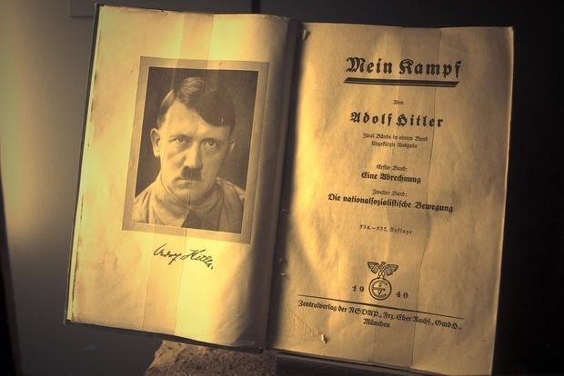 Итальянская газета дарила покупателям экземпляры книги Гитлера