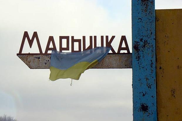 В Марьинке на огороде подстрелили женщину