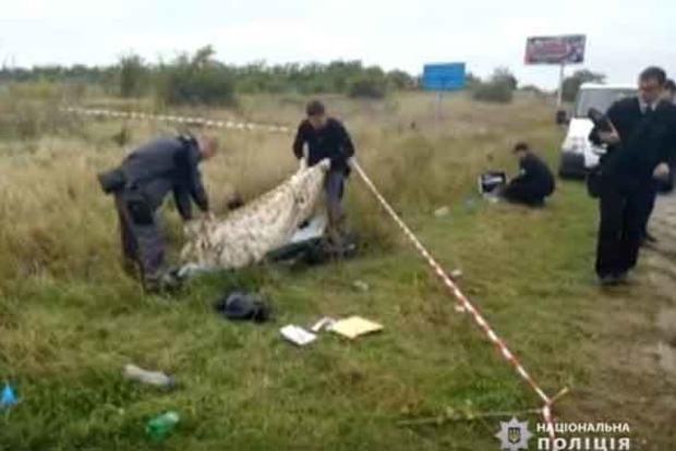 Под Одессой жертве ДТП оторвало голову