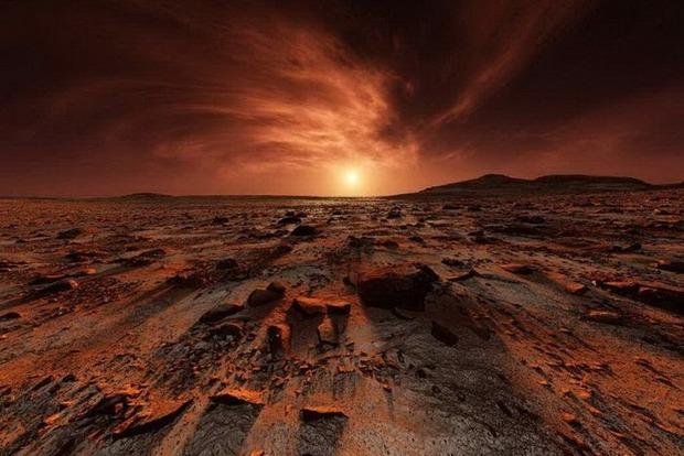 Плато Тавмасия на Марсе ученые назвали потенциально обитаемым