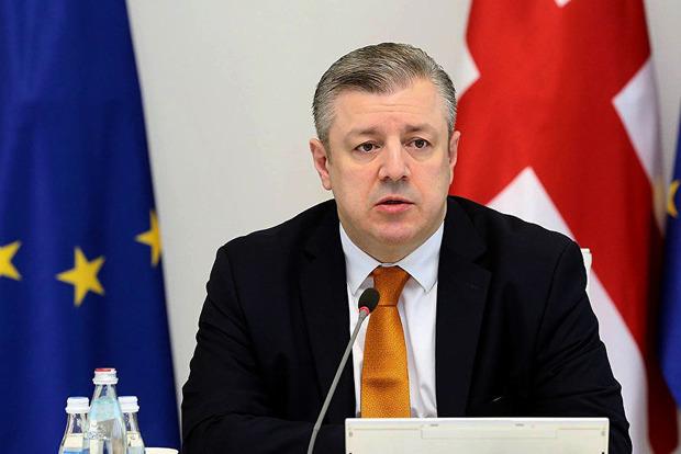 В Грузии премьер-министр подал в отставку