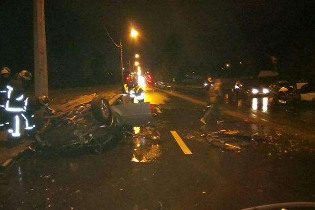 Ужасное ДТП со смертельным исходом произошло в Харькове