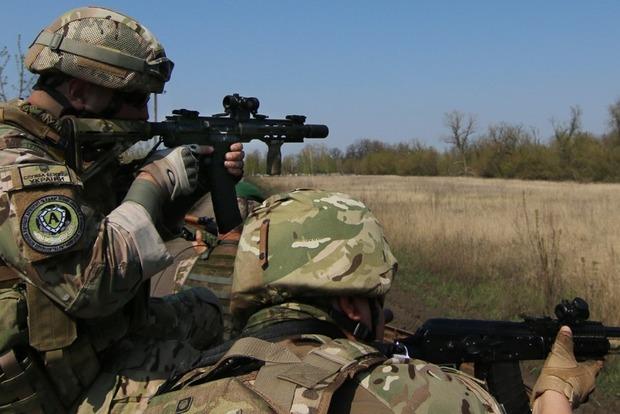 Боевики сосредоточили обстрелы наДонецком направлении— Штаб АТО