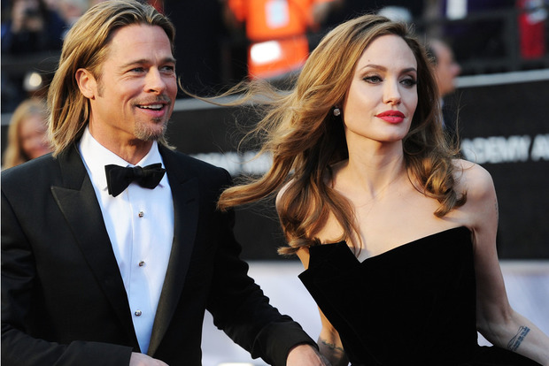 Анджелина Джоли призналась, как спасала брак сБрэдом Питтом