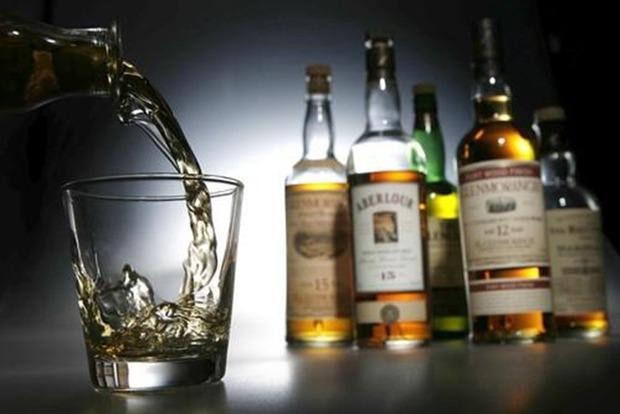С 3 декабря в Украине выросли минимальные цены на алкоголь