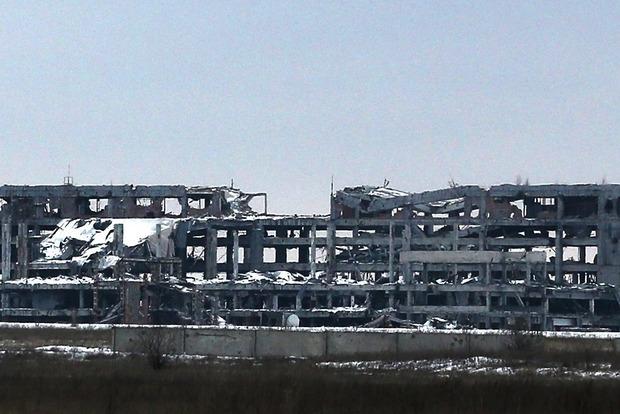 Раньше ужасал только Чернобыль. В сети показали Донецкий аэропорт