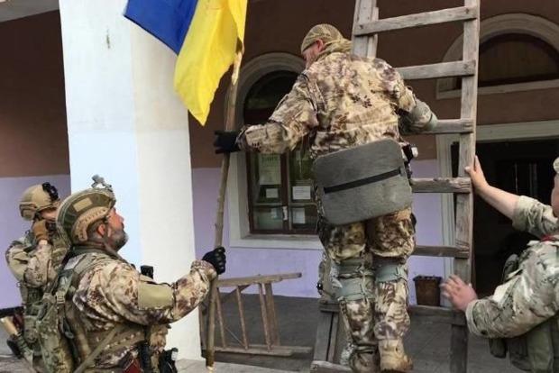 С начала ООС армия вернула под контроль Украины 15 кв.км территории