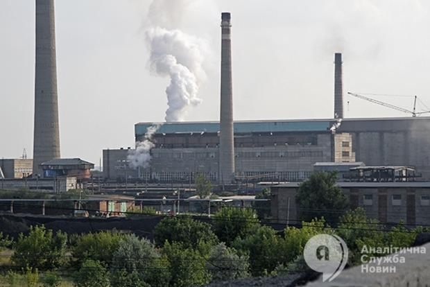 Работа Авдеевского коксохимического завода остановлена из-за обрыва ЛЭП