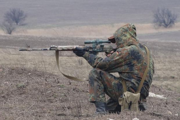 За сутки боевики обстреляли позиции сил АТО рекордное количество раз