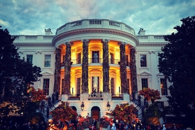 Перша леді США впустила в Білий дім гоблінів і привидів