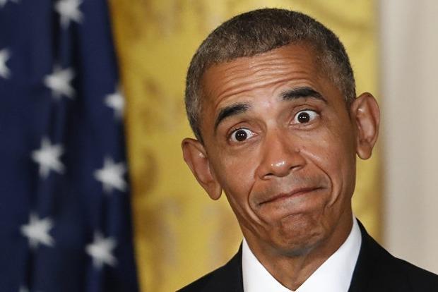 Обама поддержал кандидата в президенты Франции Эммануэля Макрона