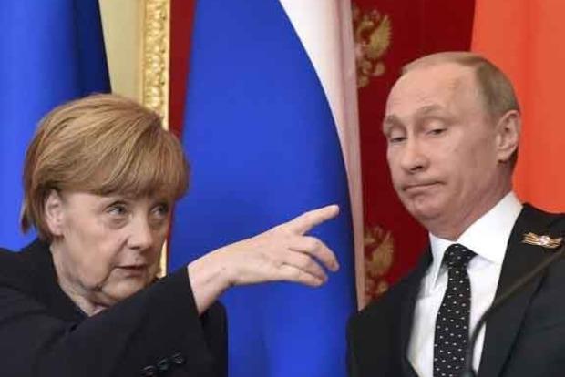 Россия теряет доверие. Германия ответила Москве на заявление о транзите газа через Украину
