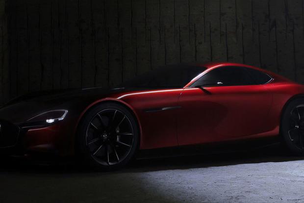 Mazda будет выпускать электромобили с 2030 года