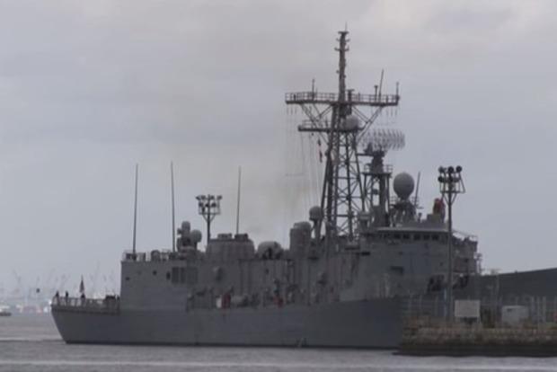 США готовы передать украинской армии фрегаты Oliver Hazard Perry