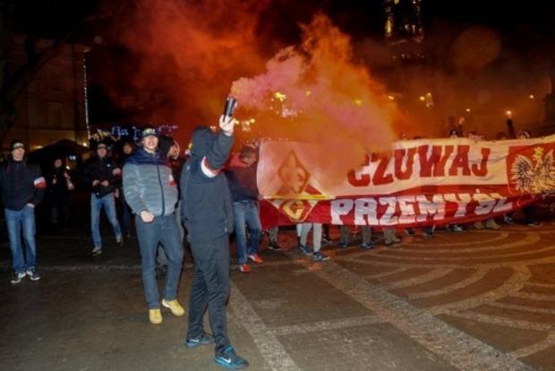 На марше в Польше скандировали «Смерть украинцам»