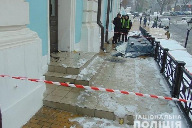 Полиция нашла поджигателя Андреевской церкви