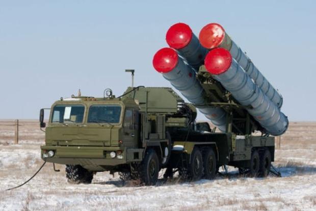 Россия развернула в Сирии ракетный дивизион С-300