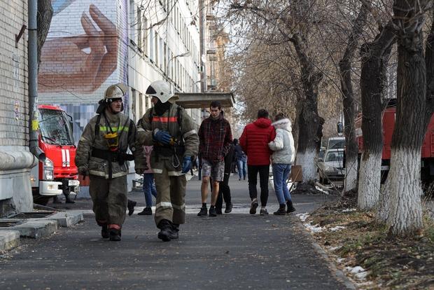 В сети выложили видео взрыва кислородных баллонов в ковидной больнице Челябинска
