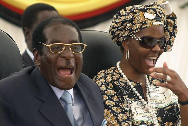 Кровавые бриллианты. Жена свергнутого диктатора Мугабе тратила миллионы на роскошь