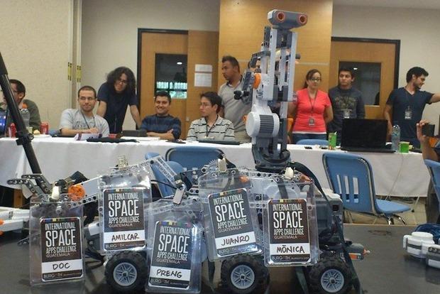 Две команды из Украины вошли в ТОП-25 конкурса NASA