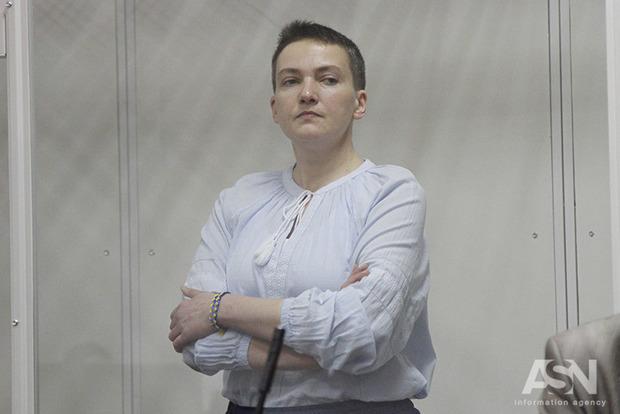 Савченко висловила бажання повернутися в Росію