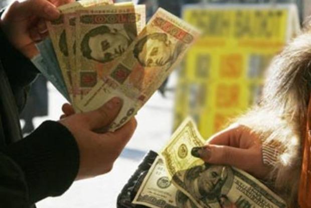 Цена доллара приближается к 26 гривнам