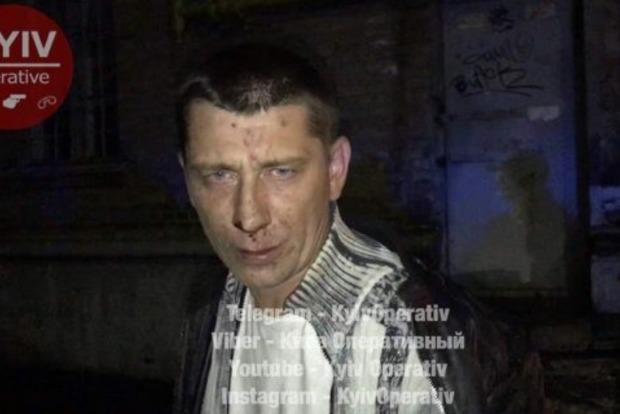Пьяный таксист устроил погоню и пытался съесть ключи от машины в Киеве
