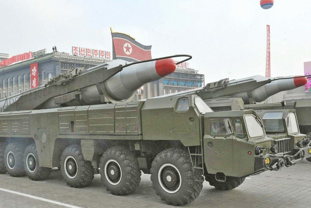 РФ предупредила о «глобальной катастрофе» из-за давления США на КНДР