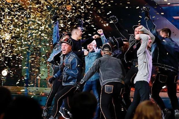 Украинская группа из Днипра покорила в США шоу America's Got Talent