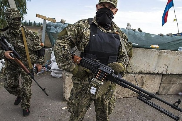 Блокпосты боевиков под Горловкой на выходных работать не будут