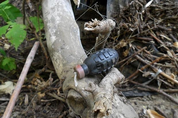 Двое бойцов АТО погибли, подорвавшись на взрывных устройствах