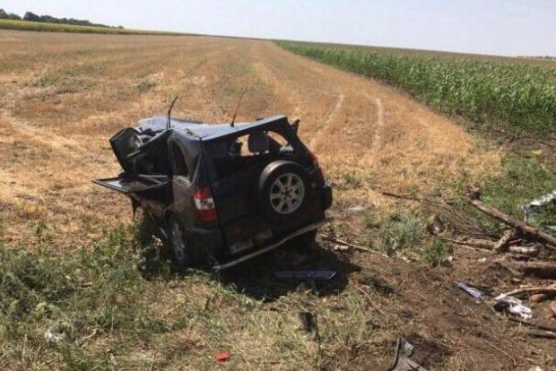НаНиколаевщине прокурор изКропивницкого погибла вДТП из-за ямы надороге