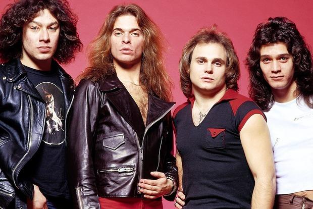 Помер засновник рок-групи Van Halen Еді Ван Хален