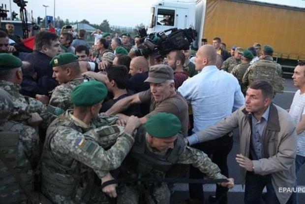 Прорыв Саакашвили в Украину: Суд арестовал его помощника