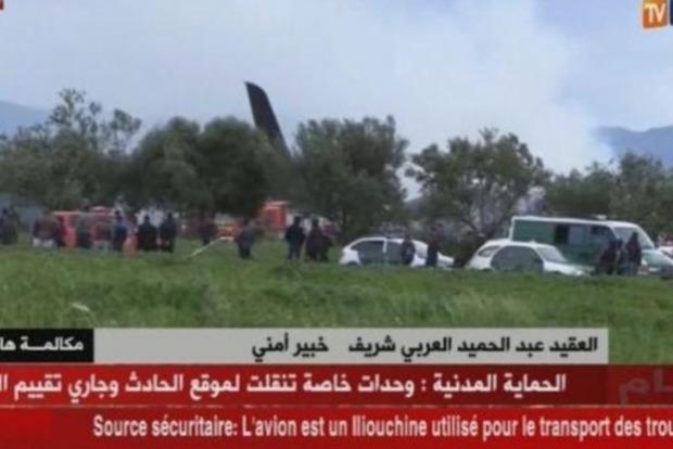 Жертвами крушения самолета вАлжире могли стать 200 человек