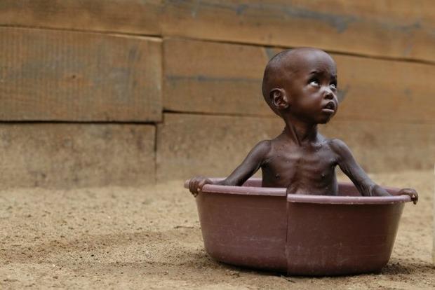 ООН объявила о голоде в Южном Судане
