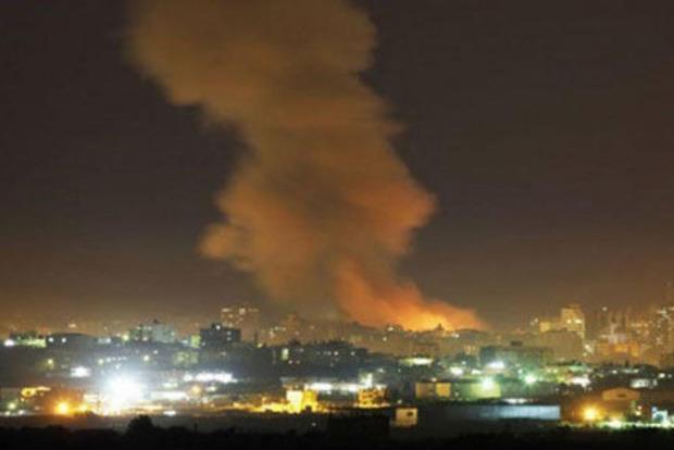 Армия Израиля нанесла ракетный удар по аэропорту Дамаска