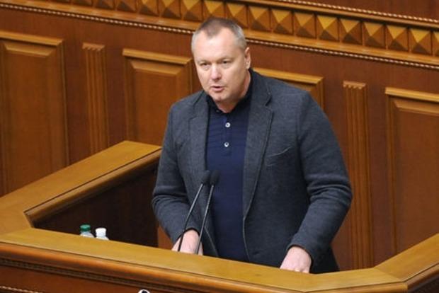 Депутата-радикала Артеменко лишат мандата из-за плана передачи Крыма в аренду России