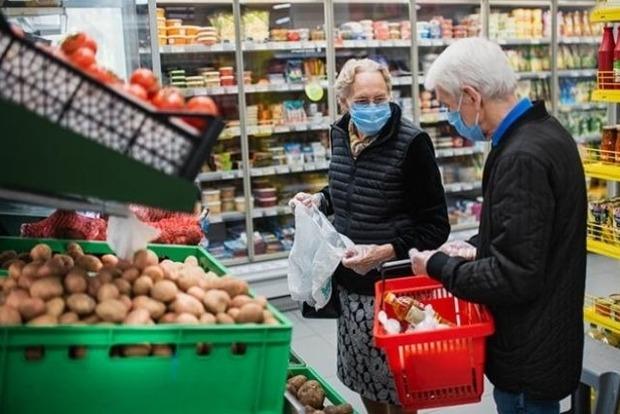 Киевский горсовет дал рекомендации по обслуживанию пенсионеров на момент локдауна