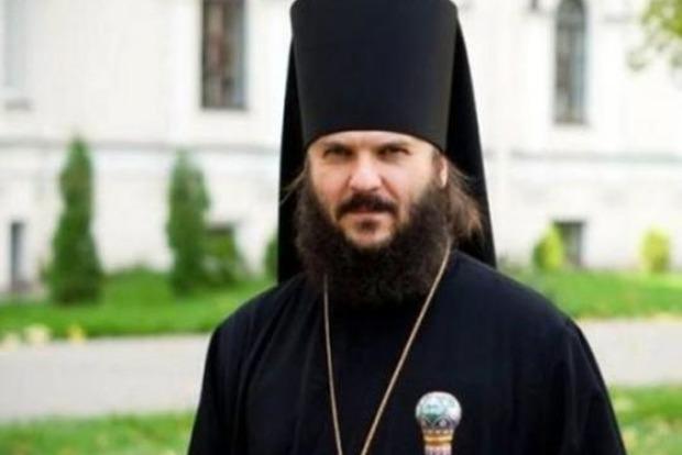 Скандальний архієпископ Москви прорвався в Україну