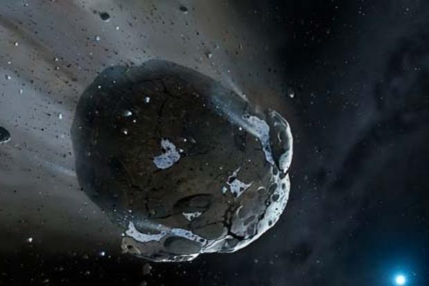 В Белом доме готовятся к столкновению с астероидом