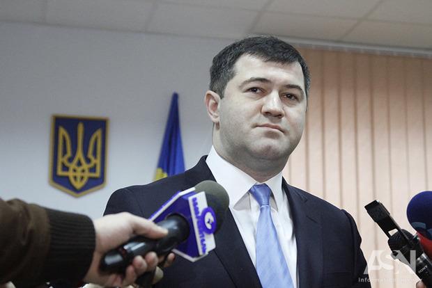 Роман Насиров настаивает, что он - глава ГФС