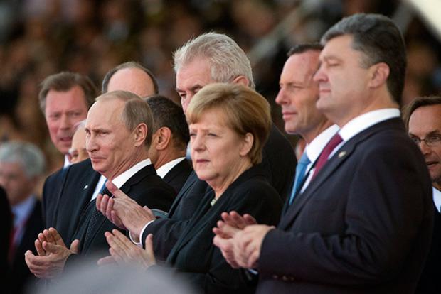 Глава МИД Украины анонсировал переговоры «нормандской четверки»