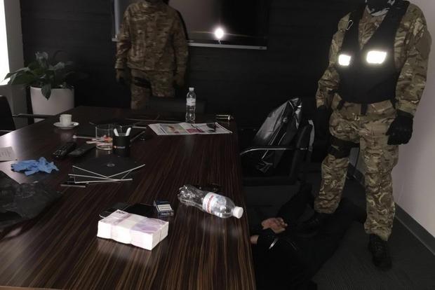 Мэр одного из городов Киевской области попался на взятке в миллион евро