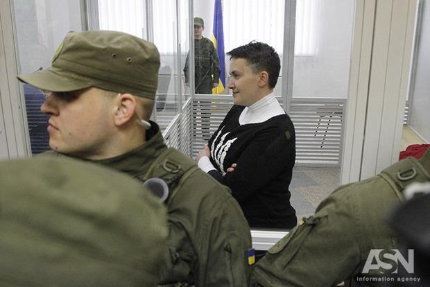 Сестренку Савченко допрашивают вСБУ